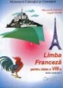 Limba franceza pentru clasa a VIII-a (limba moderna 1) - Micaela Slavescu, Angela Soare