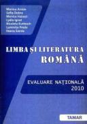 Limba si literatura romana-Evaluare nationala 2010 - Monica Anisie, Sofia Dobra, Monica Halaszi...