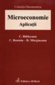 Microeconomie Aplicatii - C. Balaceanu, C. Bentoiu, D. Margineanu