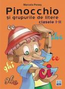 Pinocchio si grupurile de litere - Marcela Penes