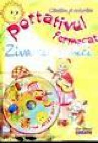 Portativul fermecat - Ziua celor mici (include CD) -