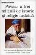 Povara a trei milenii de istorie si religie iudaica - Israel Shahak