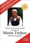 Retete noi si leacuri inedite folosite de Maria Treben. Elemente biografice - Maria Treben