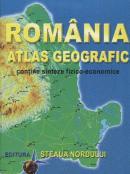 Romania - Atlas geografic, contine sinteze fizico-economice - Marius Lungu