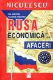 Rusa economica si de afaceri - Ion Jurconi, Floarea Mohanu