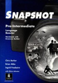 Snapshot Pre-Intermediate Language Booster - Brian Abbs, Chris Barker, Ingrid Freebairn