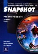 Snapshot Pre-Intermediate Students' Book - Brian Abbs, Chris Barker, Ingrid Freebairn