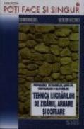 Tehnica lucrarilor de zidarie, armare si cofrare - Matei Florea , Tiberiu Damian