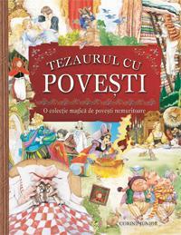 Tezaurul cu povesti - A.scurtu, S.petrescu, D.sobescianschi