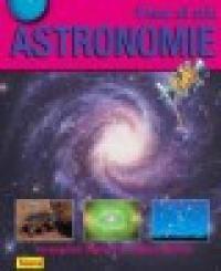 Vreau sa stiu astronomie - Jacqueline Mitton, Simon Mitton