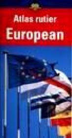 Atlas rutier European -