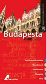Calator pe mapamond - Budapesta - Aa Publishing