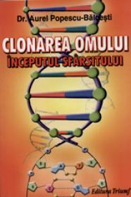 Clonarea omului - Aurel Popescu-Balcesti