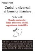 Codul bunelor maniere - vol. 2 - Peggy Post