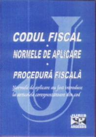 Codul fiscal 2009 - Silviu Negut, Mihai Ielenicz, Dan Balteanu, Marius-Cristian Neacsu, Alexandru Barbulescu