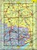 Europa - atlas (scara 1: 3.500.000, cu supracoperta) -