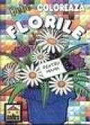 Florile-carte de colorat - ***