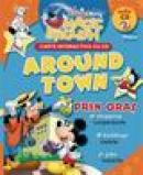 Magic English - Around Town (carte+CD audio) -