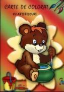 Ursuletul - Carte de colorat cu abtibilduri - ***