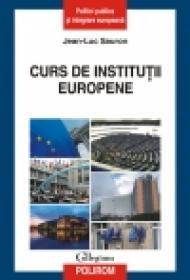 Curs de institutii europene - Jean-Luc Sauron