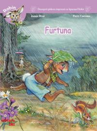 Descopera padurea impreuna cu iepurasul Robin - Furtuna -