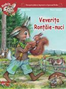 Descopera padurea impreuna cu iepurasul Robin - Veverita Rontaie-nuci -