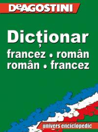 Dictionar Francez - Roman, Roman - Francez - Deagostini
