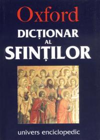 Dictionar al sfintilor - Oxford