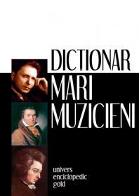 Dictionar de mari muzicieni - Antoine Golea