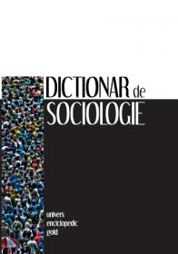 Dictionar de sociologie -