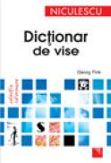 Dictionar de vise - Georg Fink