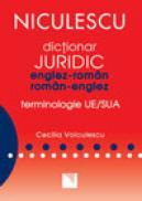 Dictionar juridic roman-englez / englez-roman - Cecilia Voiculescu