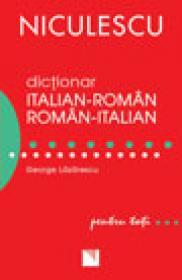 Dictionar roman-italian / italian roman (50.000 de cuvinte si expresii) - George Lazarescu