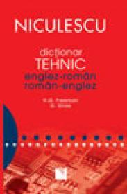 Dictionar tehnic englez-roman/roman-englez (cartonat) - Henry Freeman, Gunter Glass