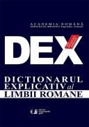 Dictionarul explicativ al limbii romane - Academia Romana