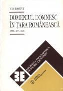 Domeniul domnesc in Tara Romaneasca (sec. XIV-XVI) - Ion Donat