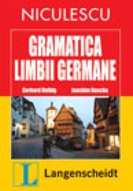 Gramatica limbii germane (Langenscheidt) - Gerhard Helbig, Joachim Buscha