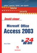 Invata singur Microsoft Office Access 2003 in 24 de ore - Alison Balter