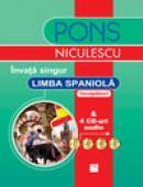 Invata singur limba spaniola (incepatori) & 4 CD-uri audio - Margarita Goerrisen, Eva Lloret Ivorra, Gudrun Maennlein