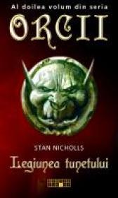 Legiunea tunetului - Stan Nicholls