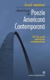 Locul nimanui. Antologie de Poezie Americana Contemporana ? 36 de poeti americani contemporani - ***