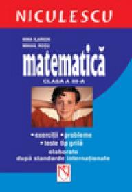 Matematica pentru clasa a III-a - Mihail Rosu