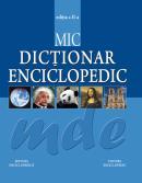 Mic dictionar enciclopedic - editia II - colectiv