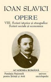 OPERE. VOL.VIII - Ioan Slavici
