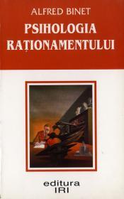 Psihologia rationamentului - Alfred Binet