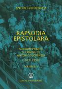 Rapsodia epistolara. Vol. II - Anton Golopentia