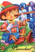 Siluete. Pinocchio -