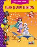 Aladin si lampa fermecata  - Dupa o poveste orientala