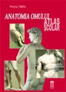Anatomia omului. Atlas scoar (necartonat)  - Florica Tibea