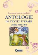 Antologie de texte literare pentru clasa a III-a  -
